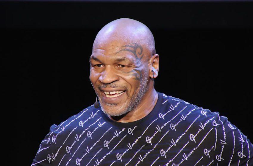 Mike Tyson diz que os uso de psicodélicos mudaram sua vida